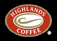 logo highland coffee